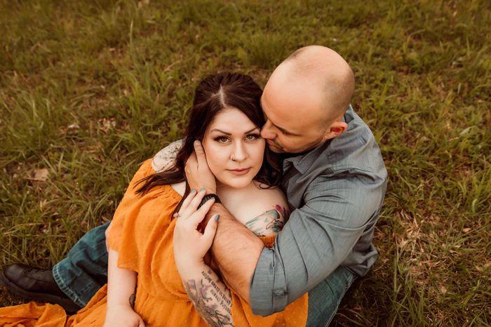 Engagement photos 🥰 2