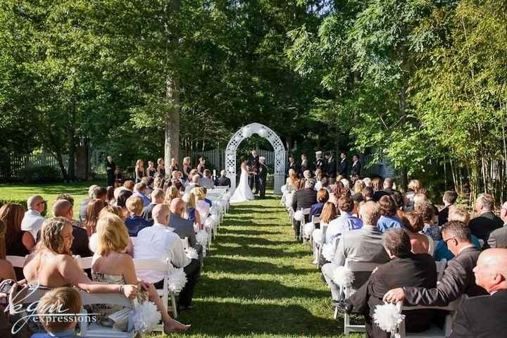 Garden for Ceremony