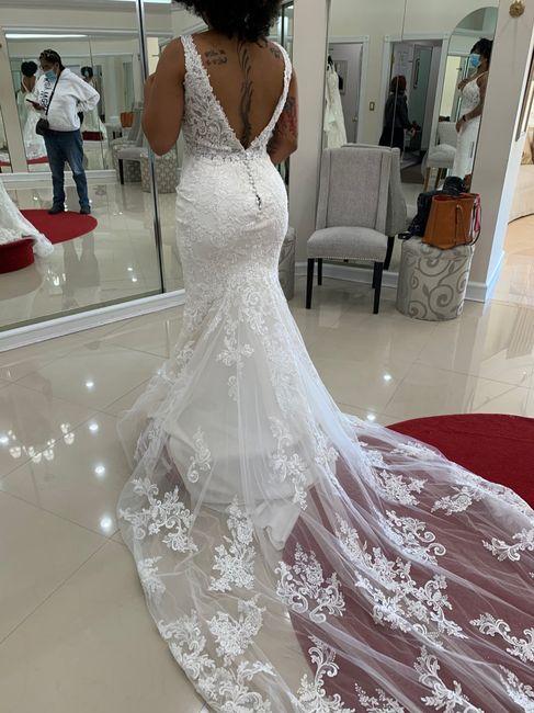 Dress alterations - 2