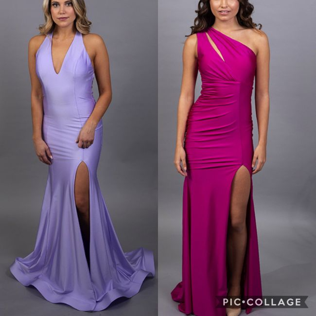 Which bridesmaid / maid of honor combo 2