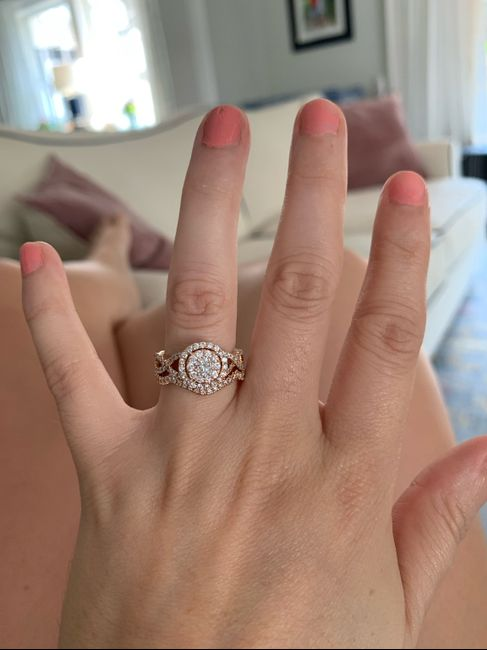 My Ring Finally Came!!!! 1