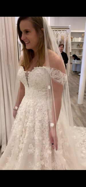 i Said Yes To My Dress!!!!! 1