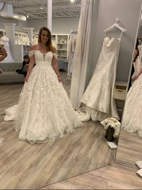 i Said Yes To My Dress!!!!! 3