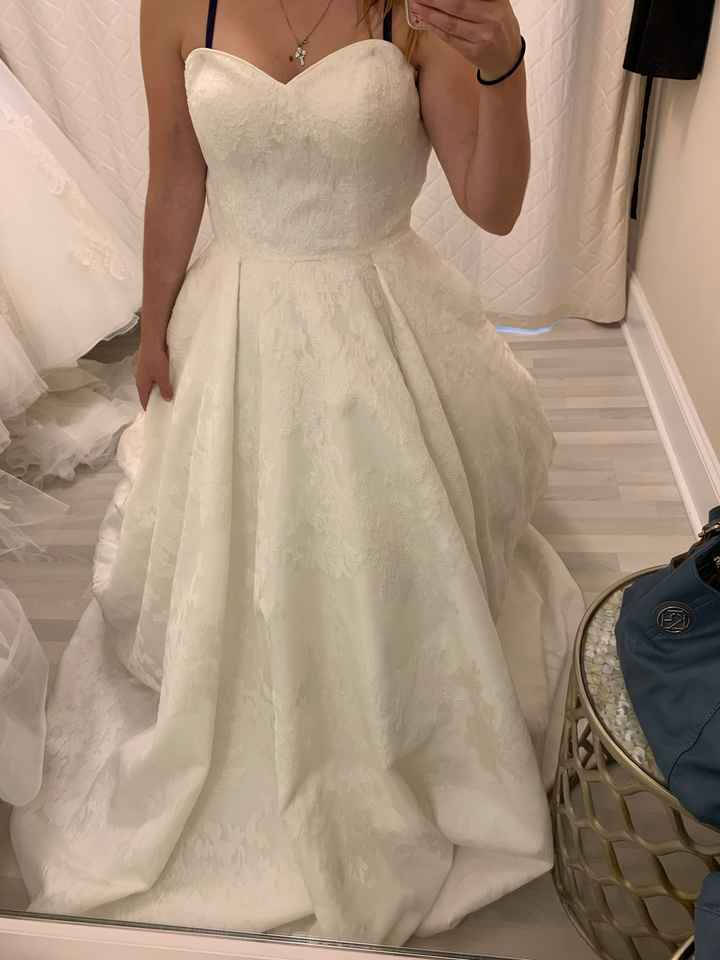 Wedding Dress Help - 1