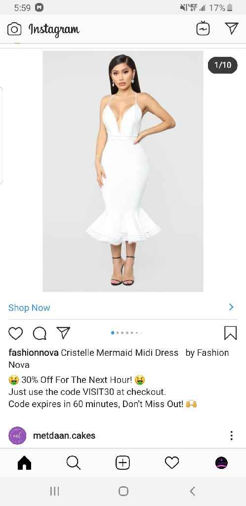 Show me your bridal shower outfits! - 1