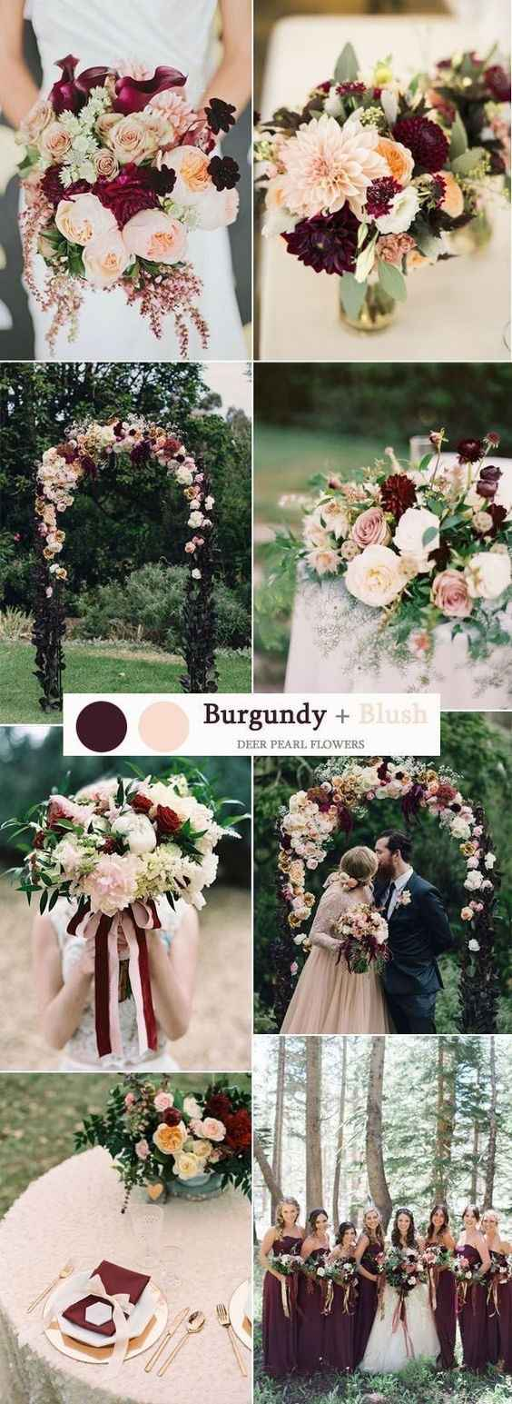 Our Wedding color