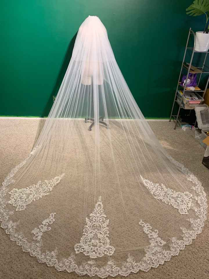 Affordable customized Veil - 2
