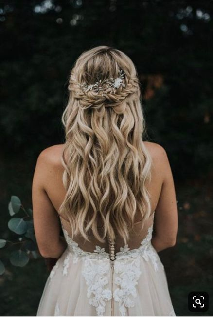 Wedding day hair! Help! - 3