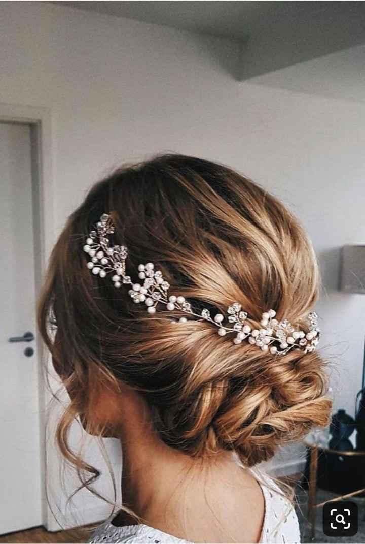Wedding day hair! Help! - 1