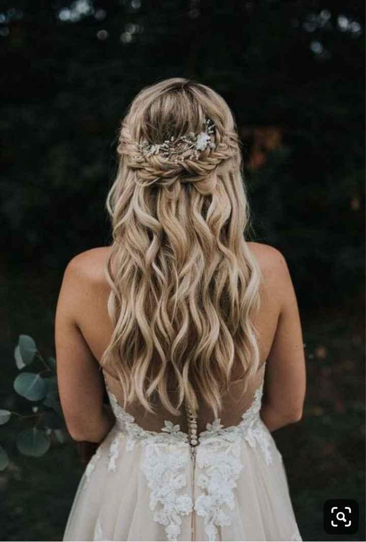 Wedding day hair! Help! - 3