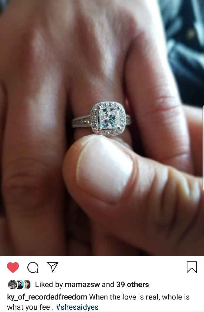 Should i exchange my engagement ring for the type I've always wanted?? - 2