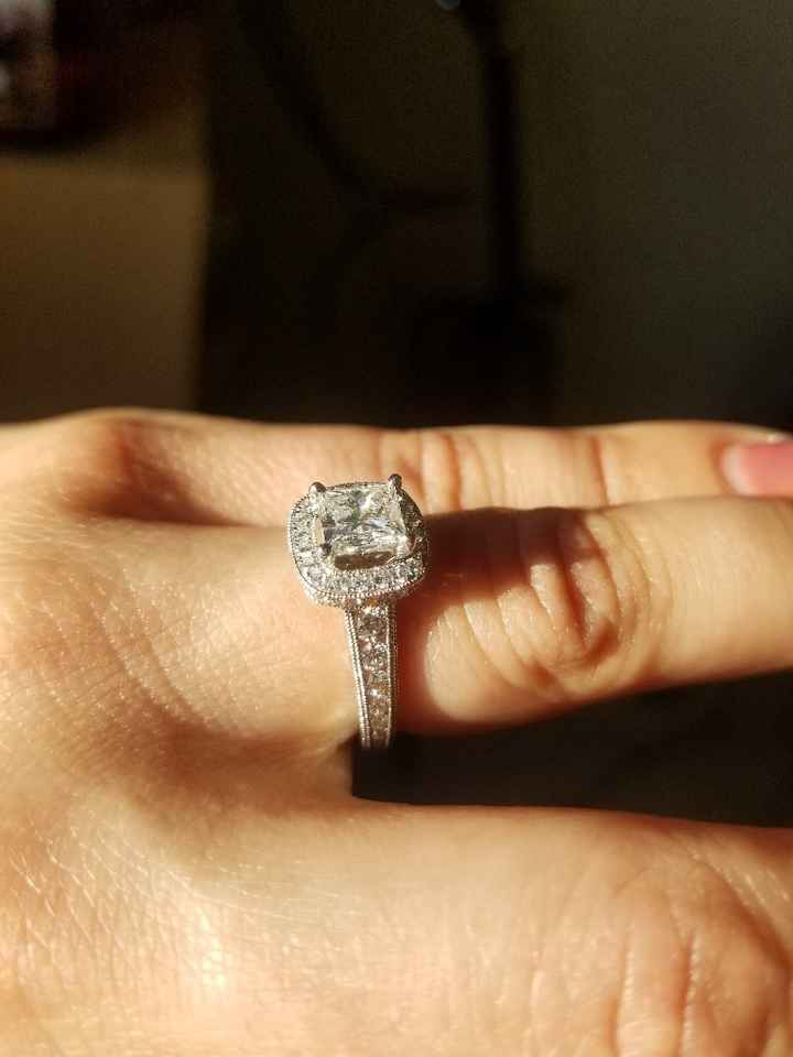 Should i exchange my engagement ring for the type I've always wanted?? - 3