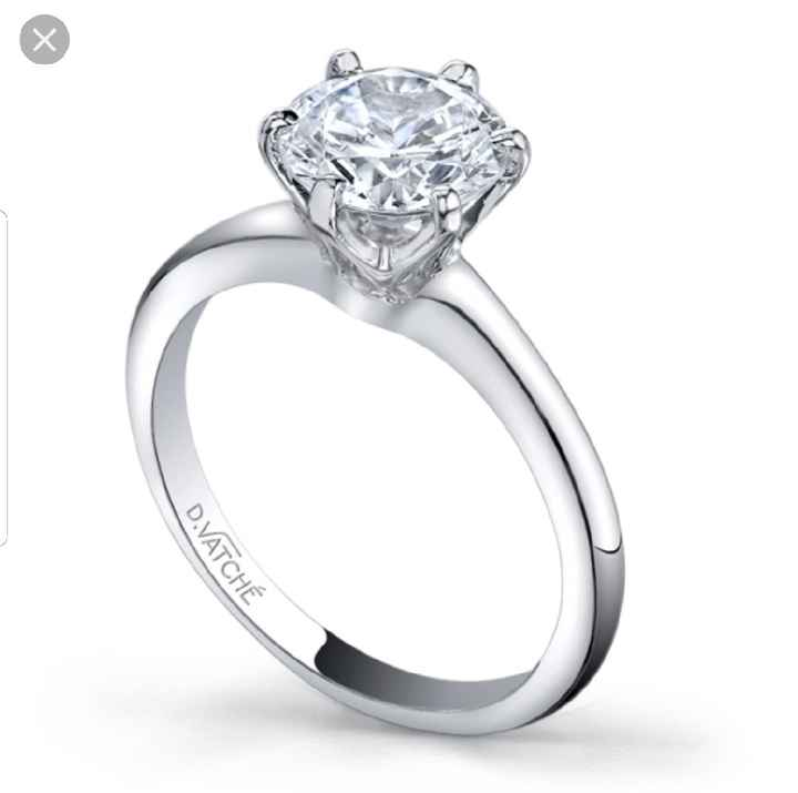 Should i exchange my engagement ring for the type I've always wanted?? - 4