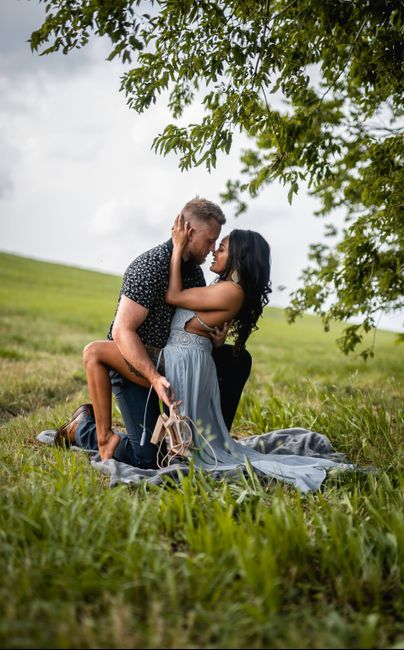 engagement pics - show me your favorite picture 5