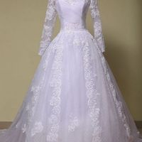 Hint if lavender dress? - 1