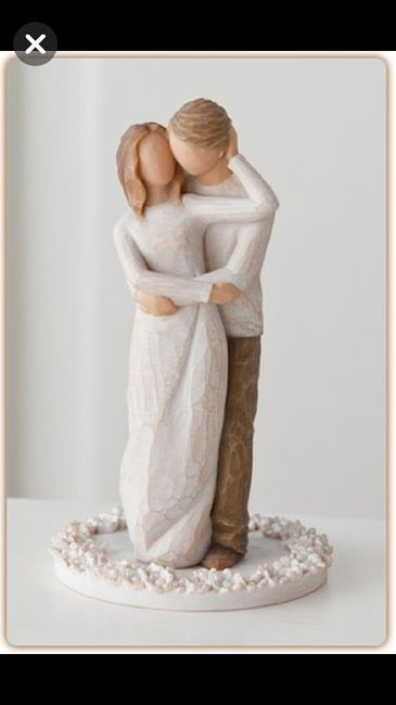 ddec7f79b7d1 Do couples still use figurine cake toppers