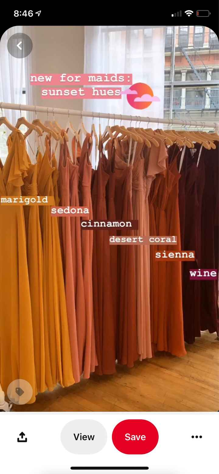 Wedding Colors - 2