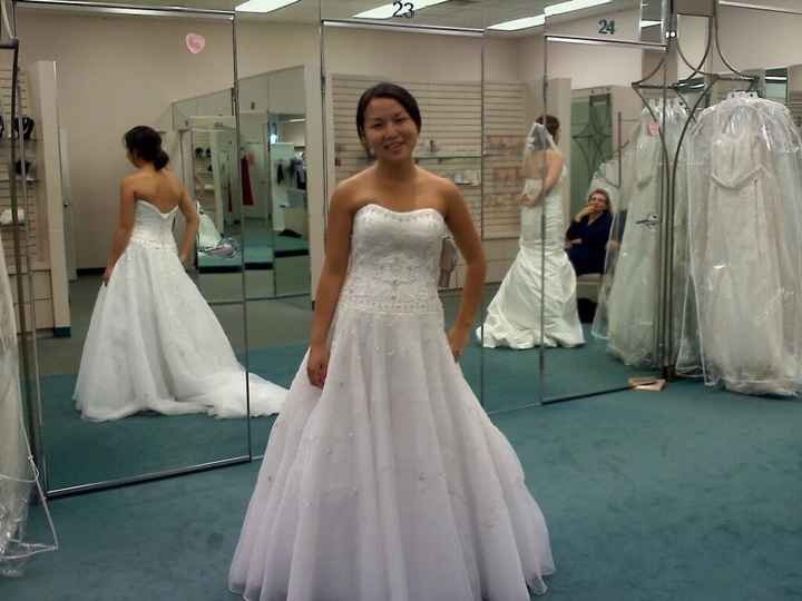 Plus sized and not excited about dress shopping