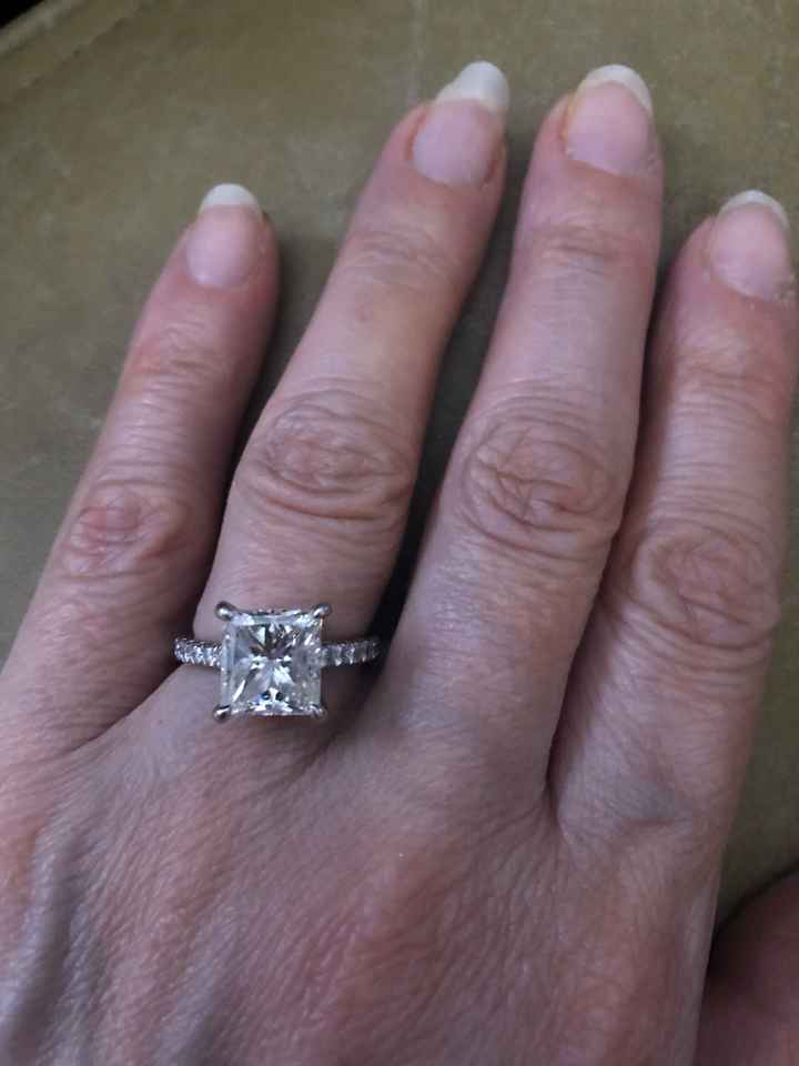 Show me your wedding rings - 1