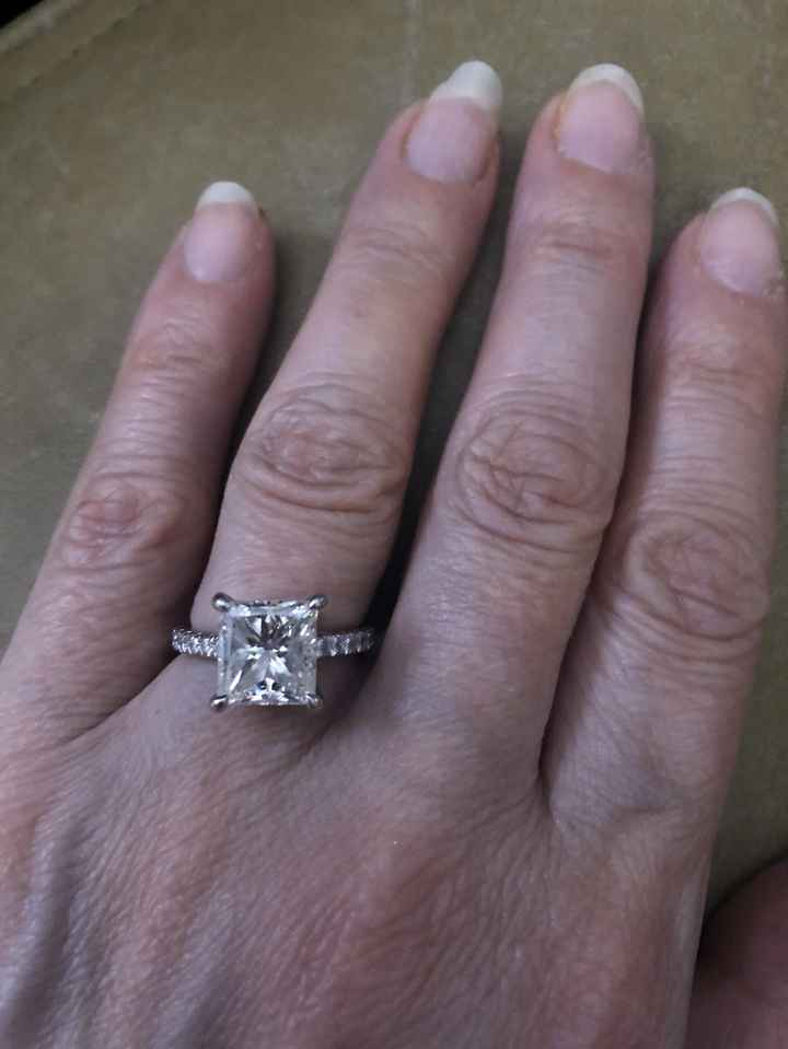 Show me your wedding rings - 2