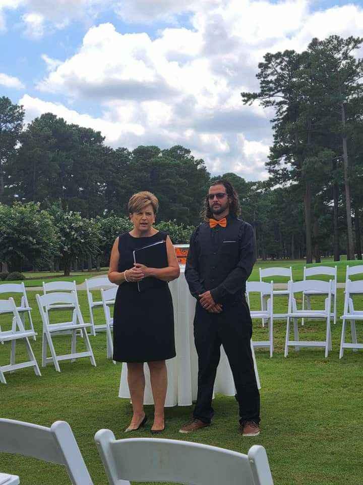 Matthews Wedding Day - 4