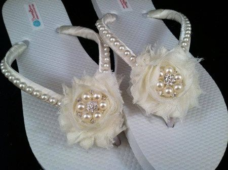 32767a4ee079f9 Etsy lady finished my bridal party flips order. Here they are