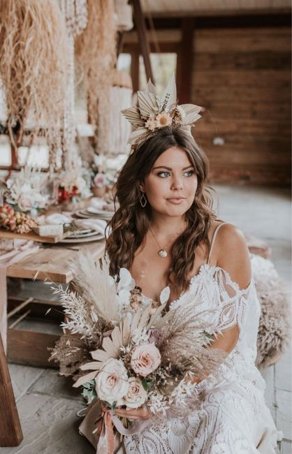 Undecided between colors for boho beach wedding fall - 6