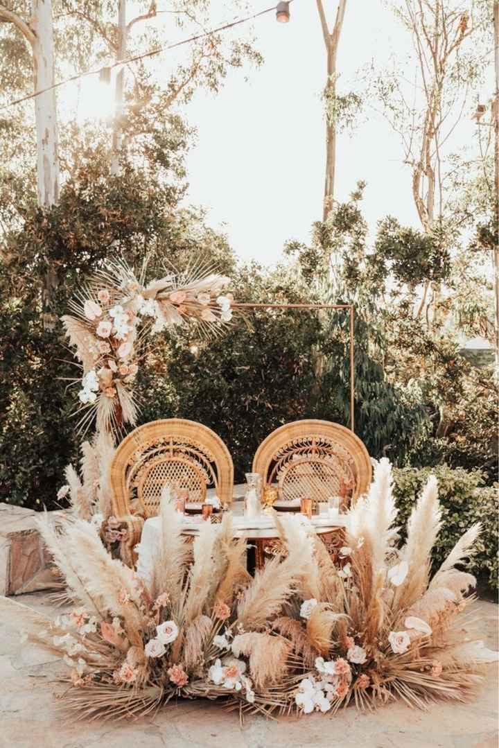 Undecided between colors for boho beach wedding fall - 4