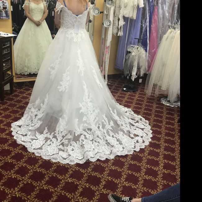Found the Dress! Show Me Yours! - 2