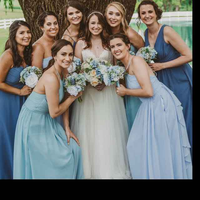 Let's talk bridesmaid dresses - Who, What, Where? - 2