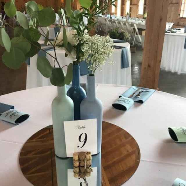 Non-floral centerpiece - show and tell - 1