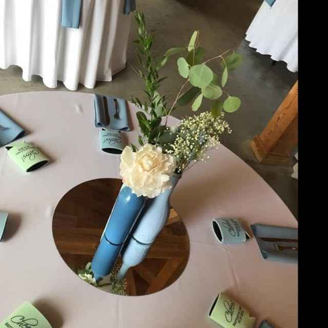 Non-floral centerpiece - show and tell - 2