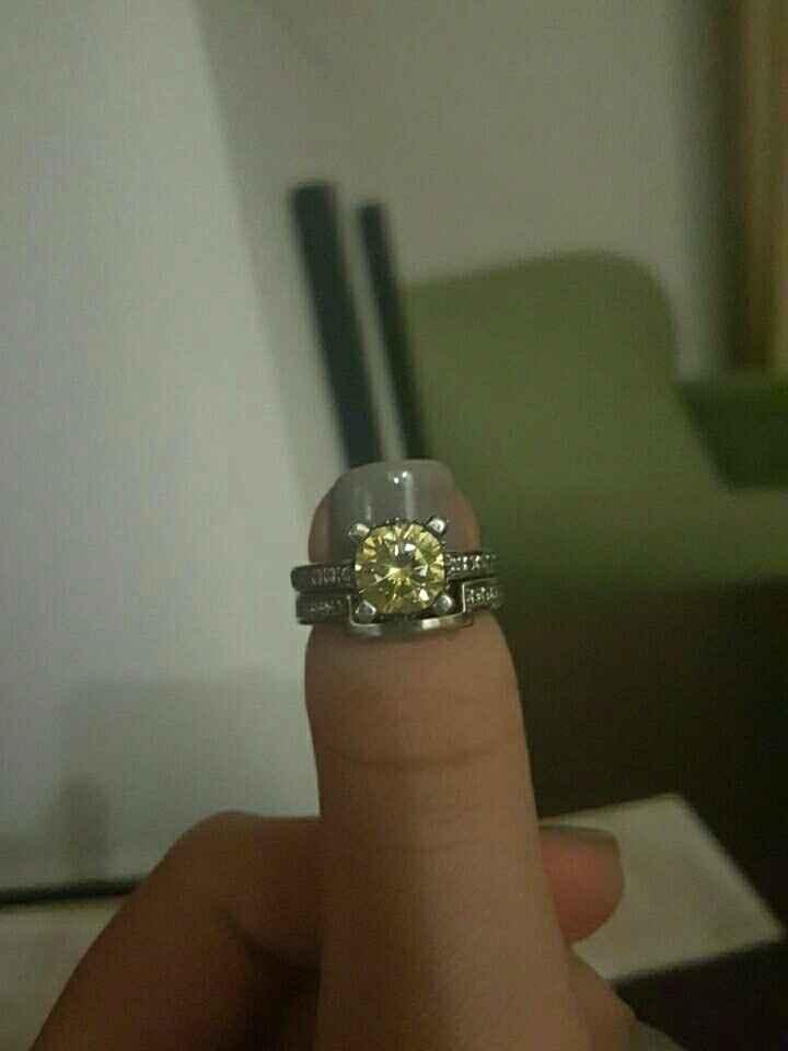 Rings ladies!
