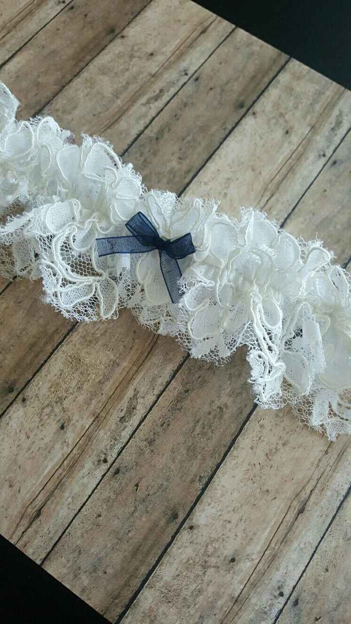 I ordered my garter!! Show me yours!)
