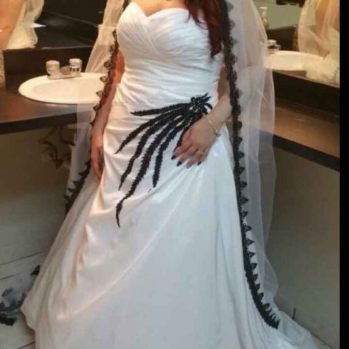 Comment Your Wedding Dresses
