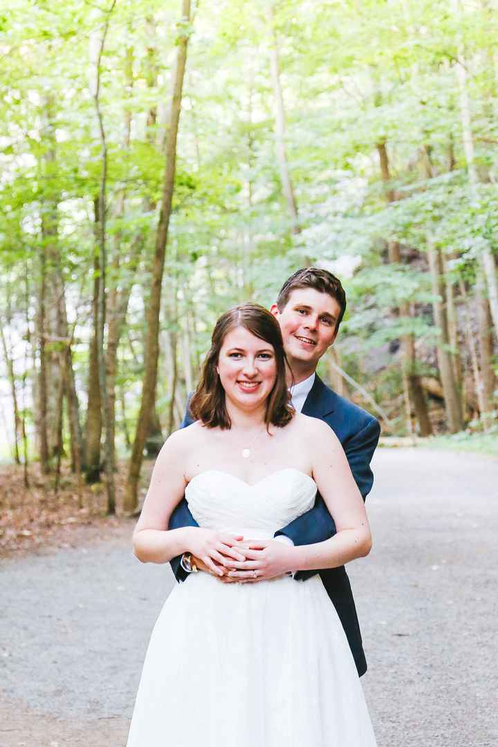 Just eloped- no regrets! - 2
