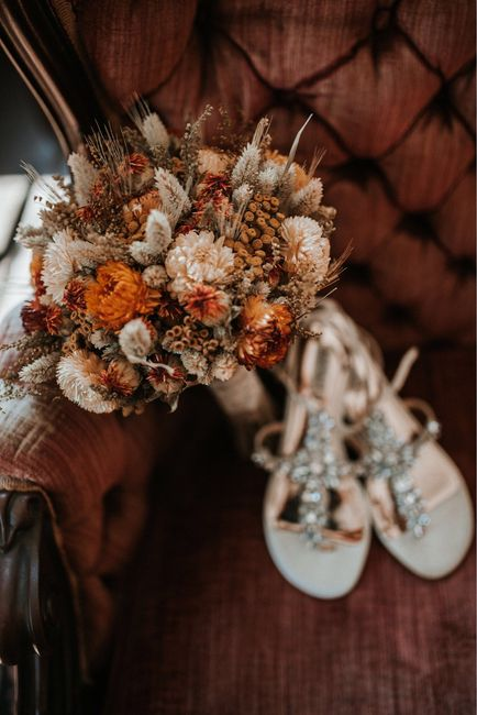 Dried Flowers - Any Experience? 9