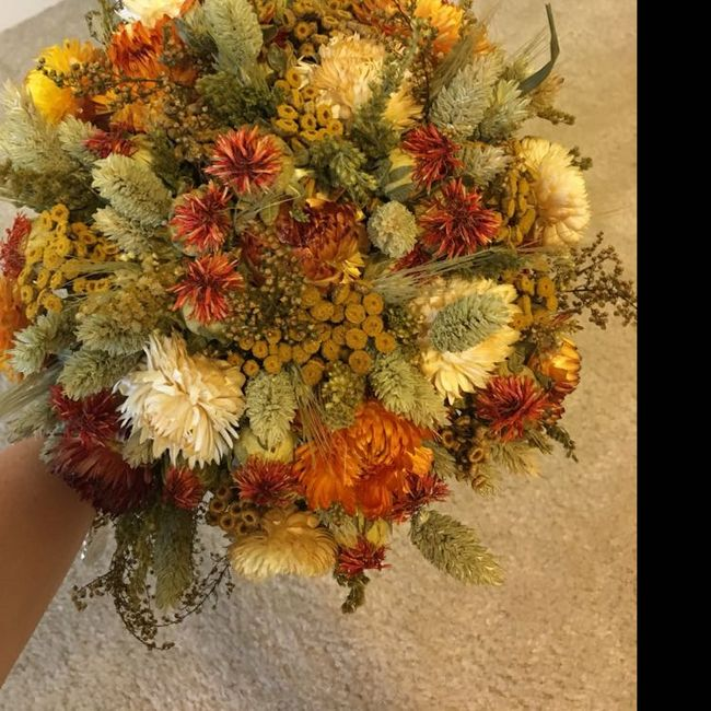 Dried Flowers - Any Experience? 4