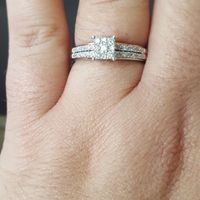 Show me your non-traditional rings!