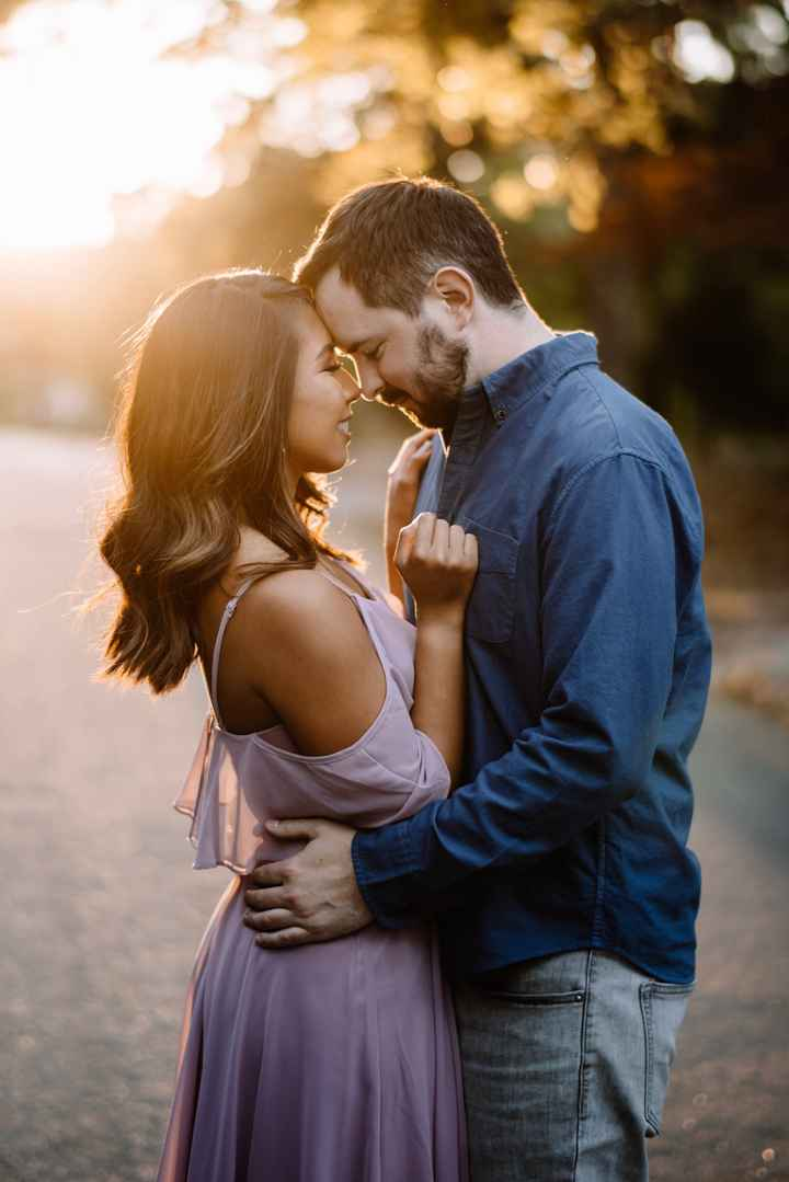 Favorite engagement pictures! - 1