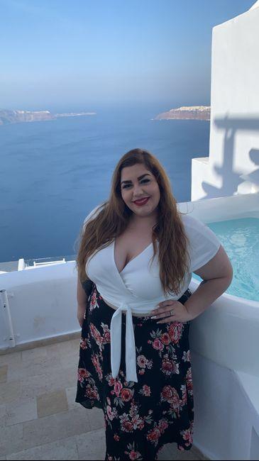 Honeymoon Santorini Greece 2019 🇬🇷 7