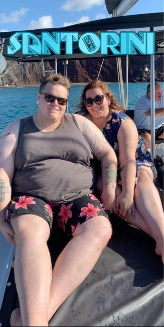 Honeymoon Santorini Greece 2019 🇬🇷 12