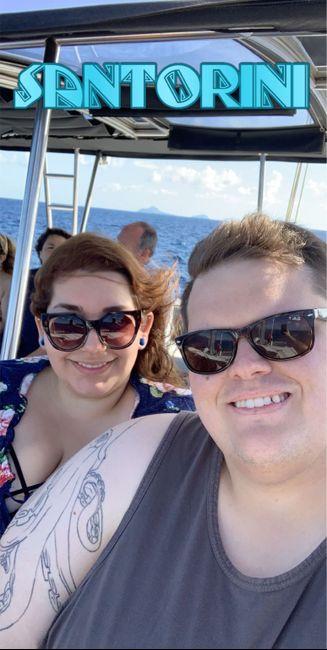 Honeymoon Santorini Greece 2019 🇬🇷 13