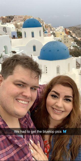 Honeymoon Santorini Greece 2019 🇬🇷 15