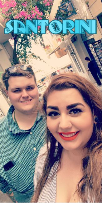 Honeymoon Santorini Greece 2019 🇬🇷 20