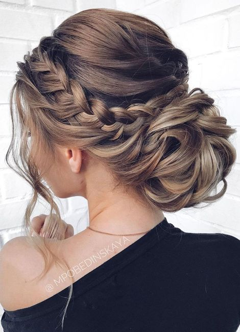 Show me your bridal hair (or inspo)! - 1