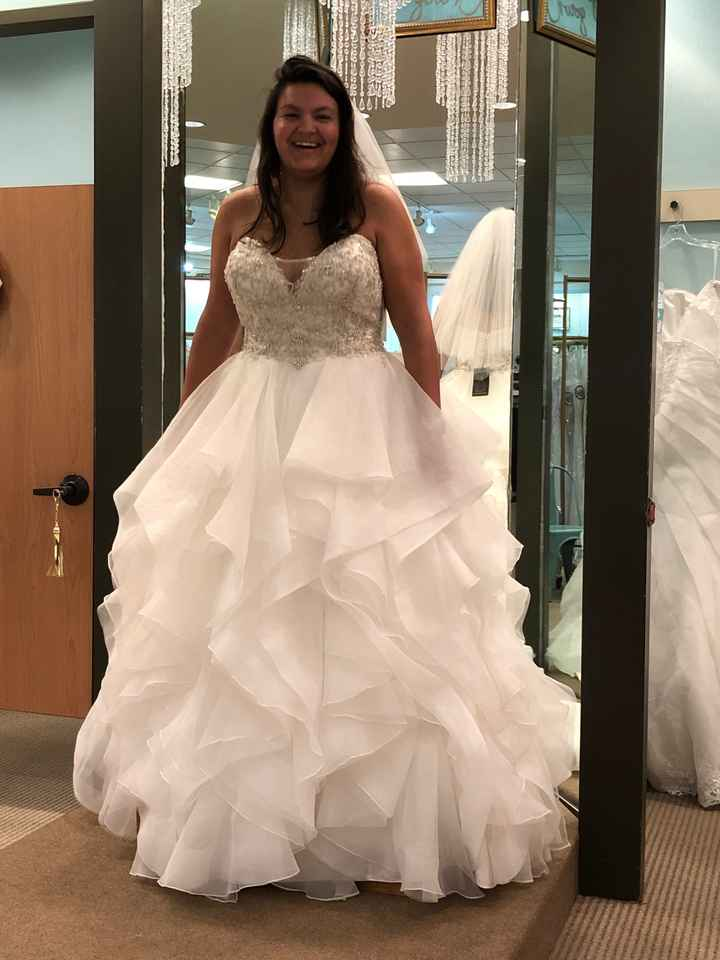 Wedding Dress Rejects: Let's Play! - 1