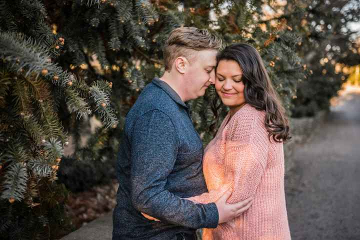 Engagement photos are in! - 2