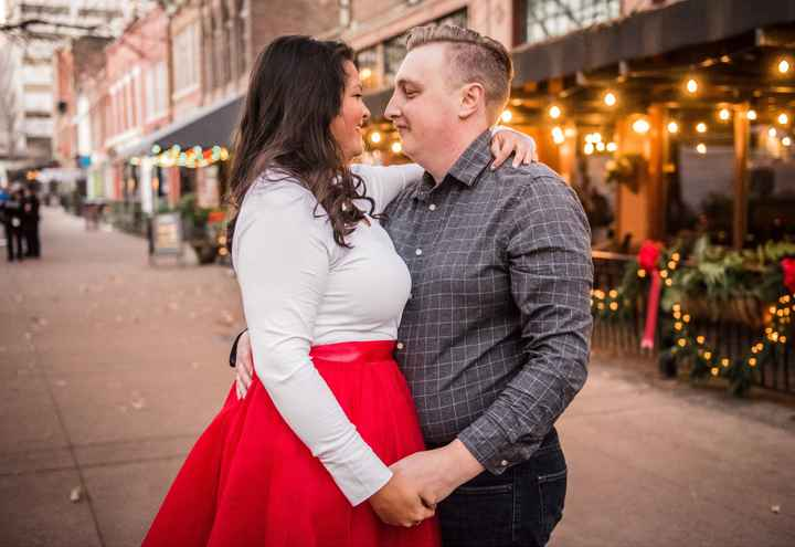 Engagement photos are in! - 3