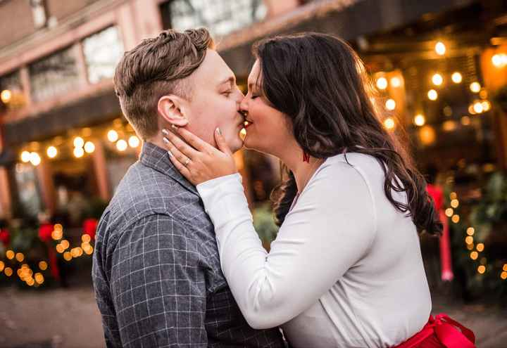 Engagement photos are in! - 5
